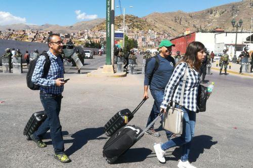 Son más de 30 vuelos diarios que conectan a Lima con Cusco.