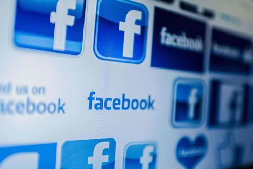 Sujeto contacto a la menor a través de la red social Facebook. Foto: AFP.