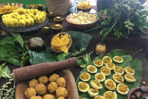 Región San Martín Presenta Feria Gastronómica Sabor A Selva