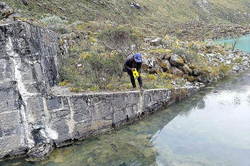 Este sensor servirá para realizar un monitoreo hidrológico en los ríos de la Cordillera Blanca.