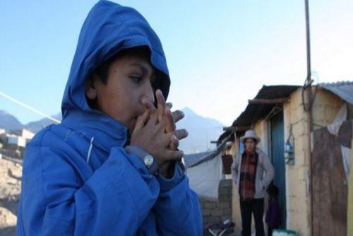 Patahuasi soportó hoy una temperatura de 17.4 grados bajo cero.