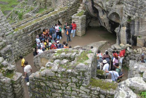 Se trabaja una propuesta integral para garantizar la conservación de Machu Picchu.
