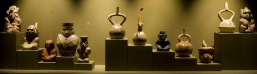 Museo Tumbas Reales de Sipán posee una valiosa colección arqueológica.