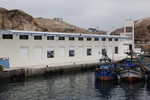 Nuevo desembarcadero pesquero artesanal será la mayor inversión realizada en Cerro Azul.
