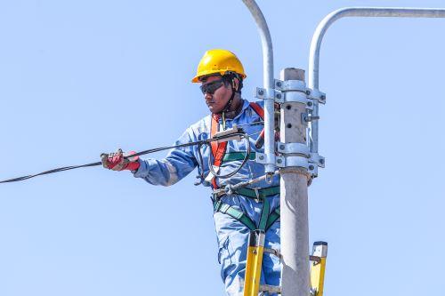 Se mejorará el servicio eléctrico en las regiones Cajamarca y Lambayeque.