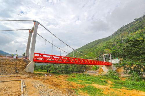 Gobierno impulsa diversos proyectos de infraestructura en la región Pasco.