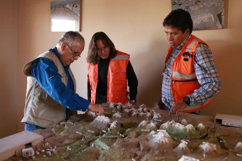 Arequipa postulará a Toro Muerto para que sea declarada Patrimonio Cultural de la Humanidad.