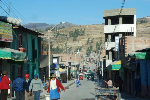 La mayoría de la población de la ciudad de Abancay es quechuahablante.