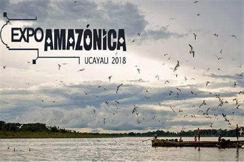 Expo Amazónica se inaugura este jueves en Pucallpa.