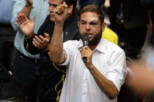 Diputado venezolano Juan Requesens