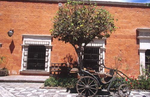 Casa del Moral, Arequipa. Foto: Magali del Solar/Promperú