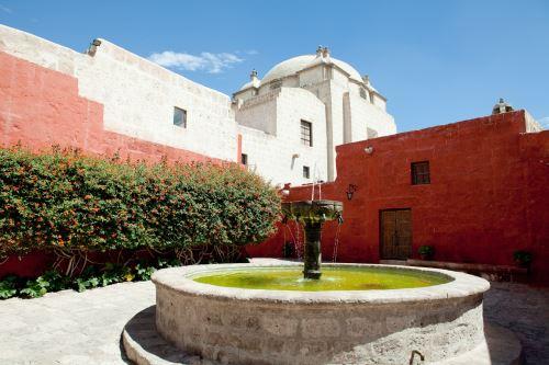 Convento de Santa Catalina, Arequipa. Foto Gihan Tubbeh/Promperú