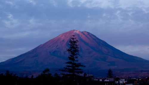 Impresionante vista del volcán Misti. Foto: Gihan Tubbeh/Promperú