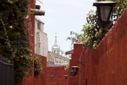 Convento de Santa Catalina, Arequipa. Foto: Inés Menacho/Promperú.