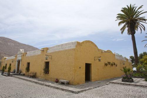 Mansión del Fundador, Arequipa. Foto Inés Menacho/Promperú