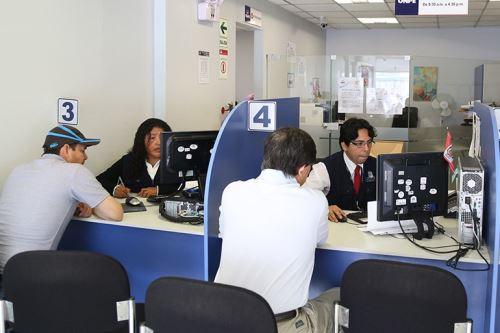 Tres ODPE funcionarán en la región San Martín.
