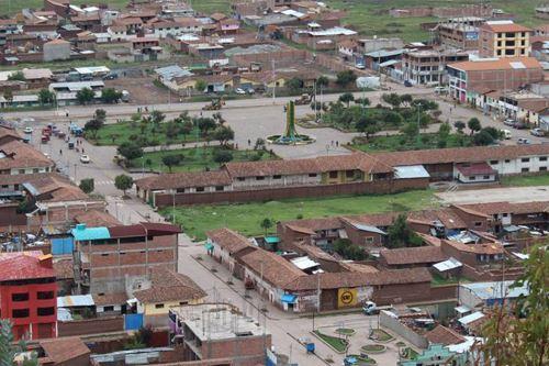 Ciudad de Anta, en Cusco. Foto: radioandinadeanta.com