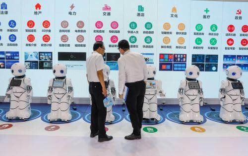 Robots humanoides