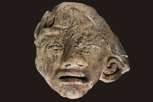 Los investigadores hallaron cabezas de mujeres encontradas como ofrendas.