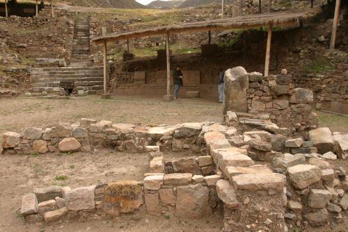 Ministerio de Cultura presentó los últimos hallazgos descubiertos en Chavín de Huántar.