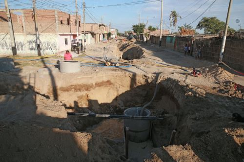 Se transfirieron partidas presupuestales para financiar obras de reconstrucción.