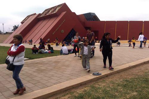 Museos de la región Lambayeque atraen a miles de turistas nacionales y extranjeros cada año.