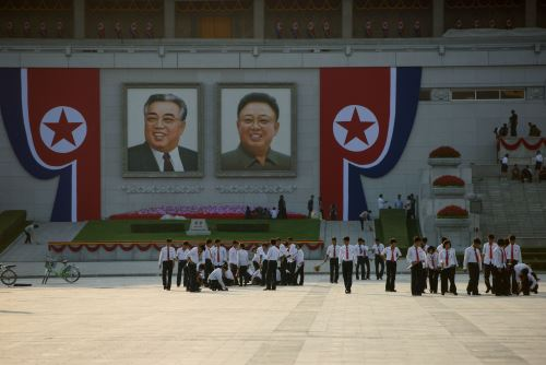 Plaza de Pyongyang