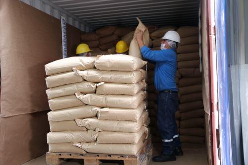 Productores de quinua orgánica de Apurímac exportan de manera directa a Francia.