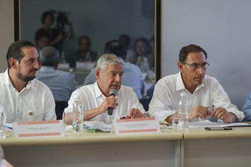 Alcalde de Tumbes destacó también la presencia del presidente del Consejo de Ministros, César Villanueva.