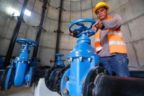 OTASS garantizará el servicio de agua potable y alcantarillado en Tumbes.