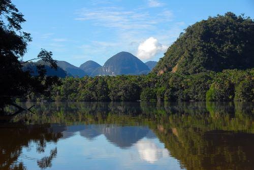 Parque Nacional Cordillera Azul comprende territorios de San Martín, Loreto, Ucayali y Huánuco.