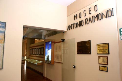 Museo Raimondi resalta y revalora la vasta obra del sabio italiano.
