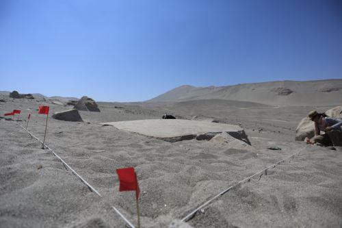 Los arqueólogos han encontrado importante información sobre los antiguos pobladores.