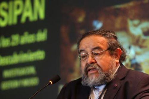 El descubridor del Señor de Sipán, Walter Alva, resaltó el gran interés que concita el museo lambayecano en connacionales y extranjeros.