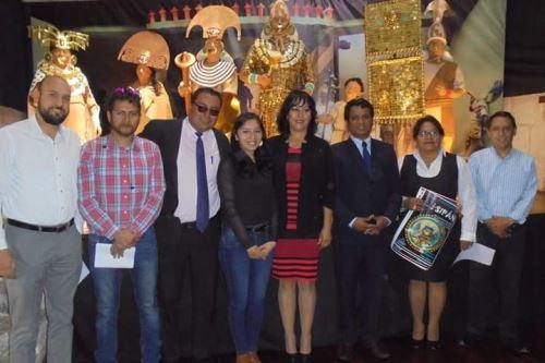 Muestra itinerante del Señor de Sipán permanecerá en Arequipa hasta fines de octubre.