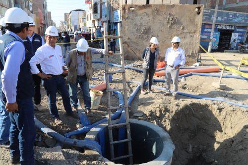 Más obras de reconstrucción se ejecutarán en las provincias de Huarmey y Casma, en la región Áncash.
