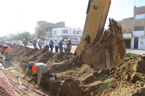Transfieren más recursos a Áncash para la ejecución de obras de reconstrucción en Casma y Huarmey.
