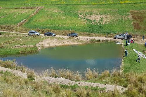 Los proyectos se ejecutan en Ayacucho, Apurímac, Arequipa, Cusco, Huancavelica, Junín y Moquegua.