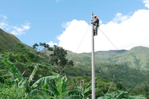 Un total de 1,040 localidades de Loreto, Madre de Dios, Ucayali y otras regiones se beneficiarán con servicio.