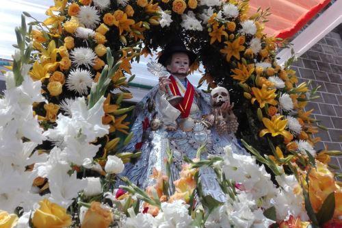 Festividad de San Francisco de Borja fue declarada Patrimonio Cultural de la Nación en 2011.