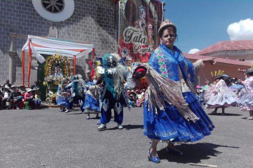 La Festividad de San Francisco de Borja es una de las principales que se celebra en Puno.