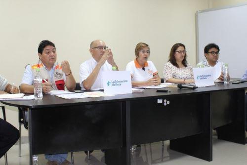 Aurora Torrejón se desempañaba como gerente de Desarrollo Social de San Martín.