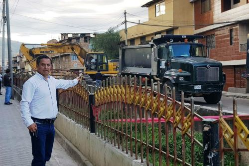 Oficina de Defensa Civil de Cajamarca busca prevenir daños por temporada de lluvias.