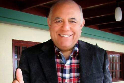 Luis Torres Robledo es el actual alcalde provincial de Tacna.