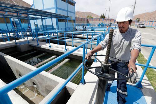 Se ejecutarán 13 proyectos de agua potable y saneamiento rural en la región Arequipa.