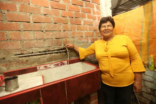Más de 26,000 pobladores de diversas provincias de Arequipa se beneficiarán con obras de saneamiento rural.