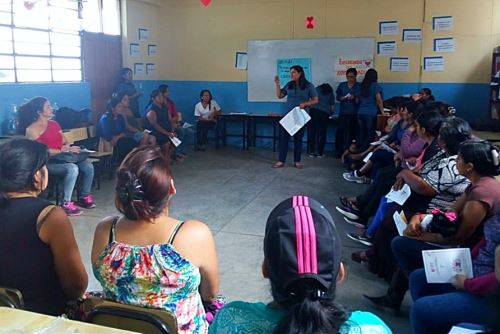 Proyecto fomenta nuevas prácticas de convivencia estudiantil en colegios de Trujillo