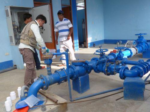 Evaluación hidrogeológica se hizo tras la declaratoria del estado de emergencia en 14 localidades de Mórrope.