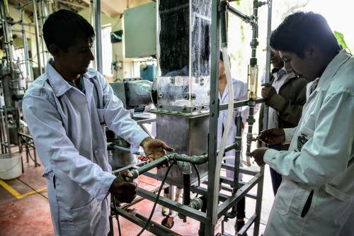 La planta de tratamiento disminuye también la presencia de arsénico, mercurio y otros metales pesados.