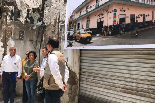 Ministra de Cultura, Patricia Balbuena presentó proyecto 'Altura para la Cultura' que se ejecutará en Trujillo.